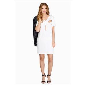 🆕 Tobi • Piece of Cake White Shift Dress